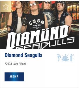Diamond Seagulls Fuerstenberg Lokalderby 2019